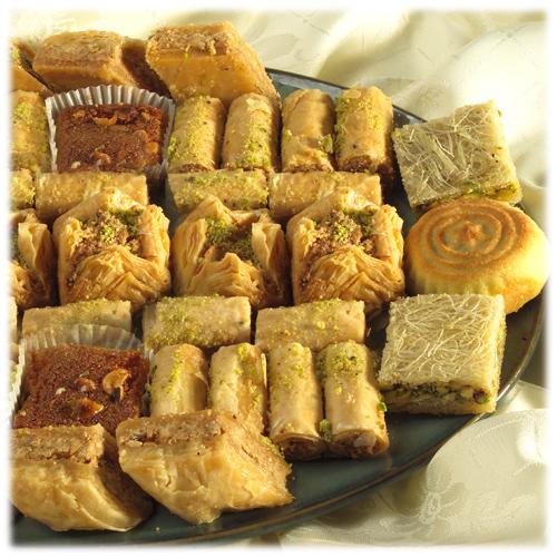 Baklava Authentic And Fresh Taste Of Baklava Pastry