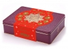 Personalised Christmas 550g Gift Tin(10pcs)