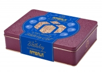 Personalised His Birthday 550g Gift Tin