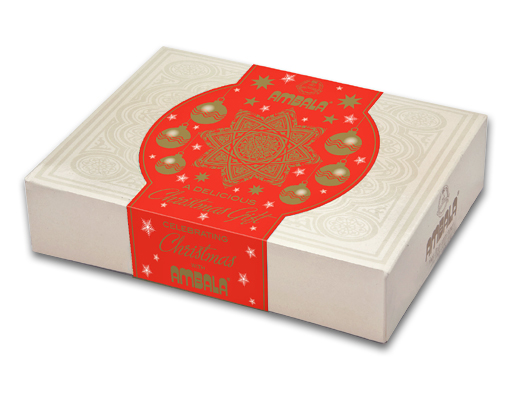 Christmas 550g Gift Box(10pcs)