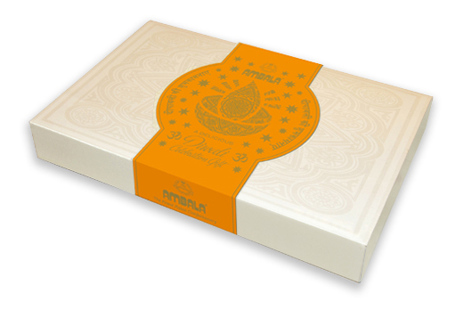 Diwali Single Layer Box (20pcs)