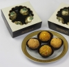Gold Wrapped Assorted Ladoos
