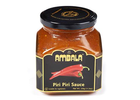 ambala foods piri piri sauce. Black Bedroom Furniture Sets. Home Design Ideas