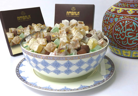 New Turkish Delight Flavours coming soon...